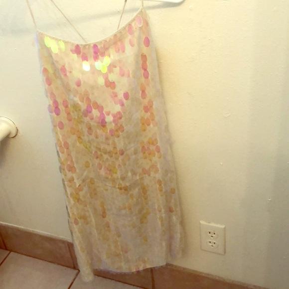 52a3ac7baf92 Free People Dresses | Mermaid Mini Party Dress | Poshmark